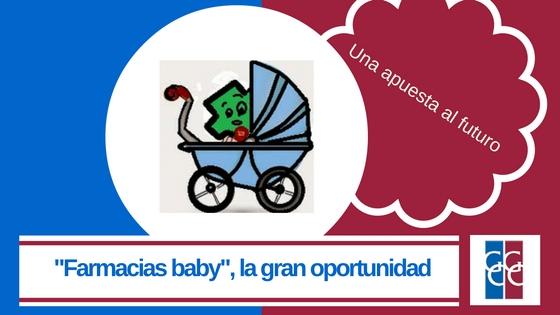se vende farmacia baby