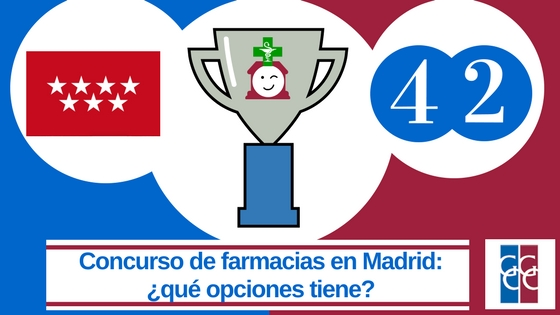 concurso farmacia madrid up