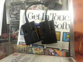 Sega Rapid Fire controller attachment