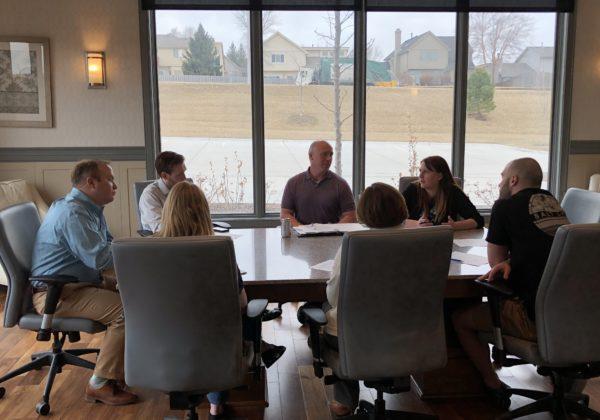 leadership series private room