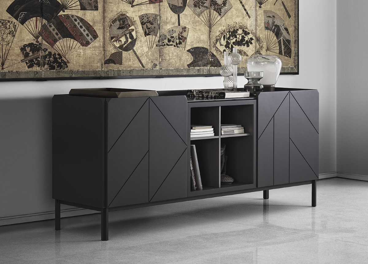 Sideboard Modern Bontempi Pica Sideboard - Go Modern Furniture