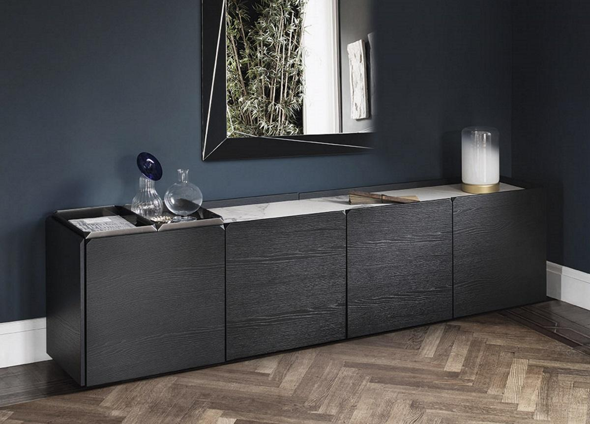 Sideboard Modern Bontempi Pica Large Sideboard - Go Modern Furniture