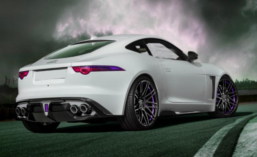 Startech Somehow Gets Carbon Fiber to Stick to the Jaguar