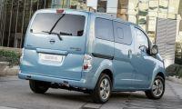 2015 Nissan e-NV200 review