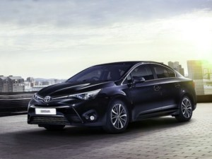 2016 Toyota Avensis review