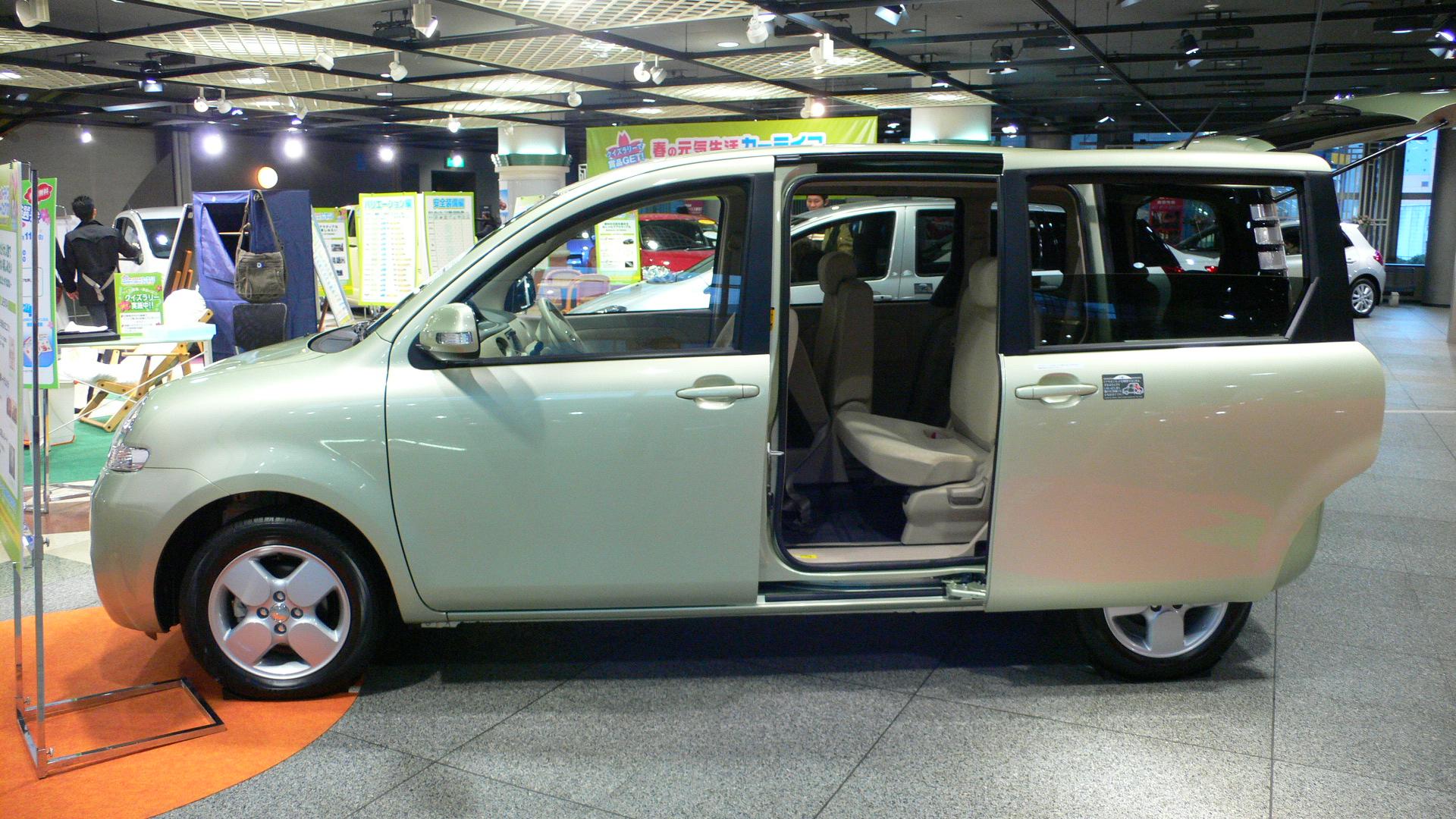 TOYOTA豐田SIENTA NCP81G 1500cc七人車 - 汽車及用品買賣 - Uwants.com