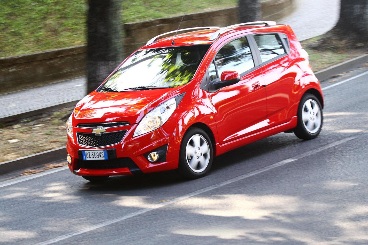 Chevrolet Spark Lt Picture 12 Reviews News Specs