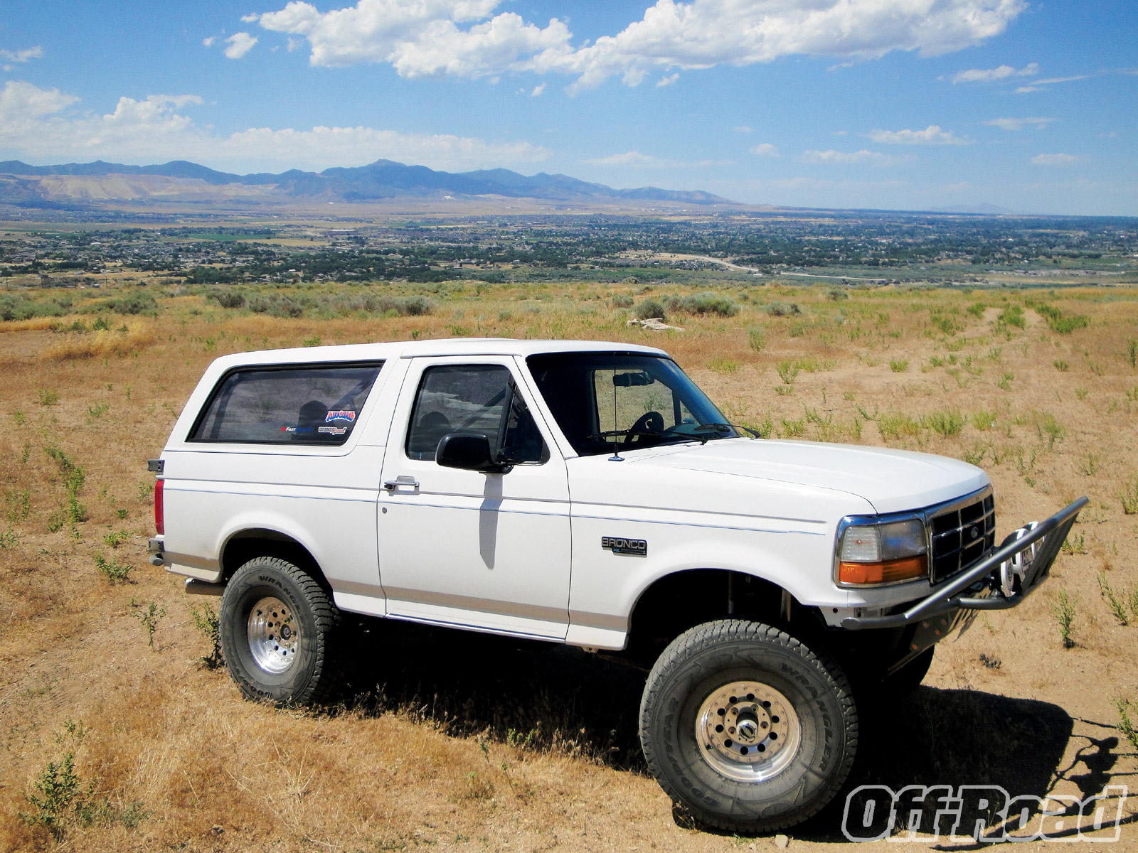 Ford Bronco XLpicture  8  reviews news specs buy car
