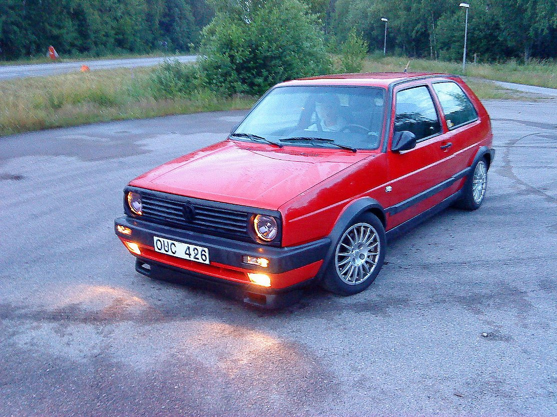 medium resolution of volkswagen golf i gti 16v turbo