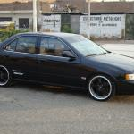 Nissan Sentra B14 Picture 7 Reviews News Specs Buy Car