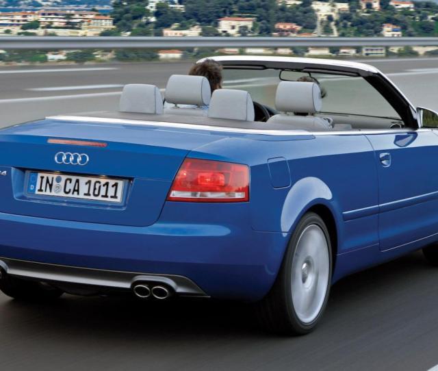 Audi S Cabriolet