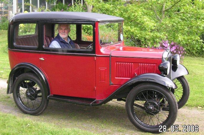 Austin 7 Picture 10 Reviews News Specs Buy Car