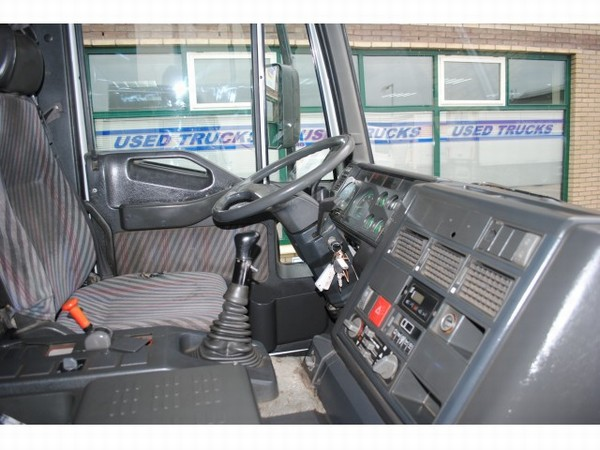 Iveco Eurotech Picture 13 Reviews News Specs Buy Car