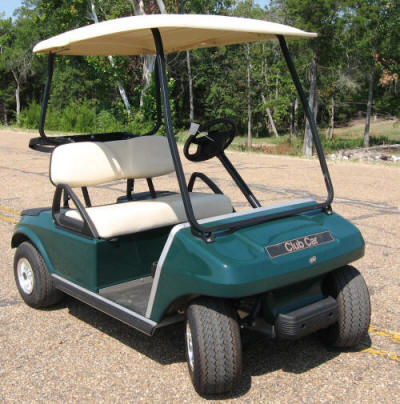 Club Car Golf Cart:picture # 11 , reviews, news, specs