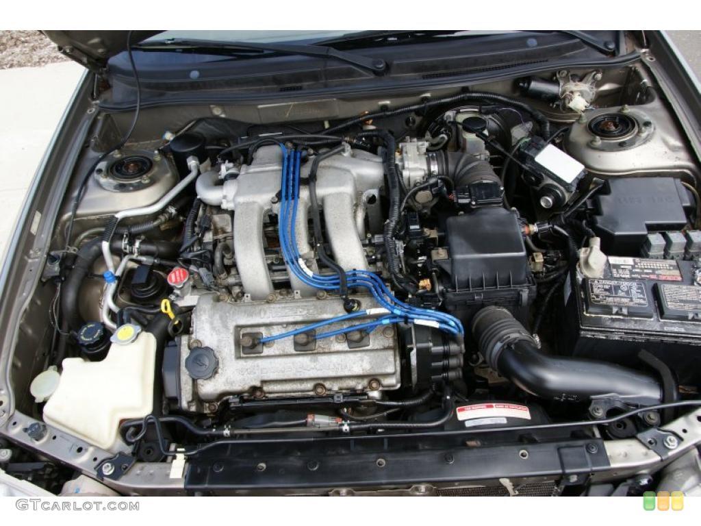 Mazda 626 GE KLDE '93 25 v6
