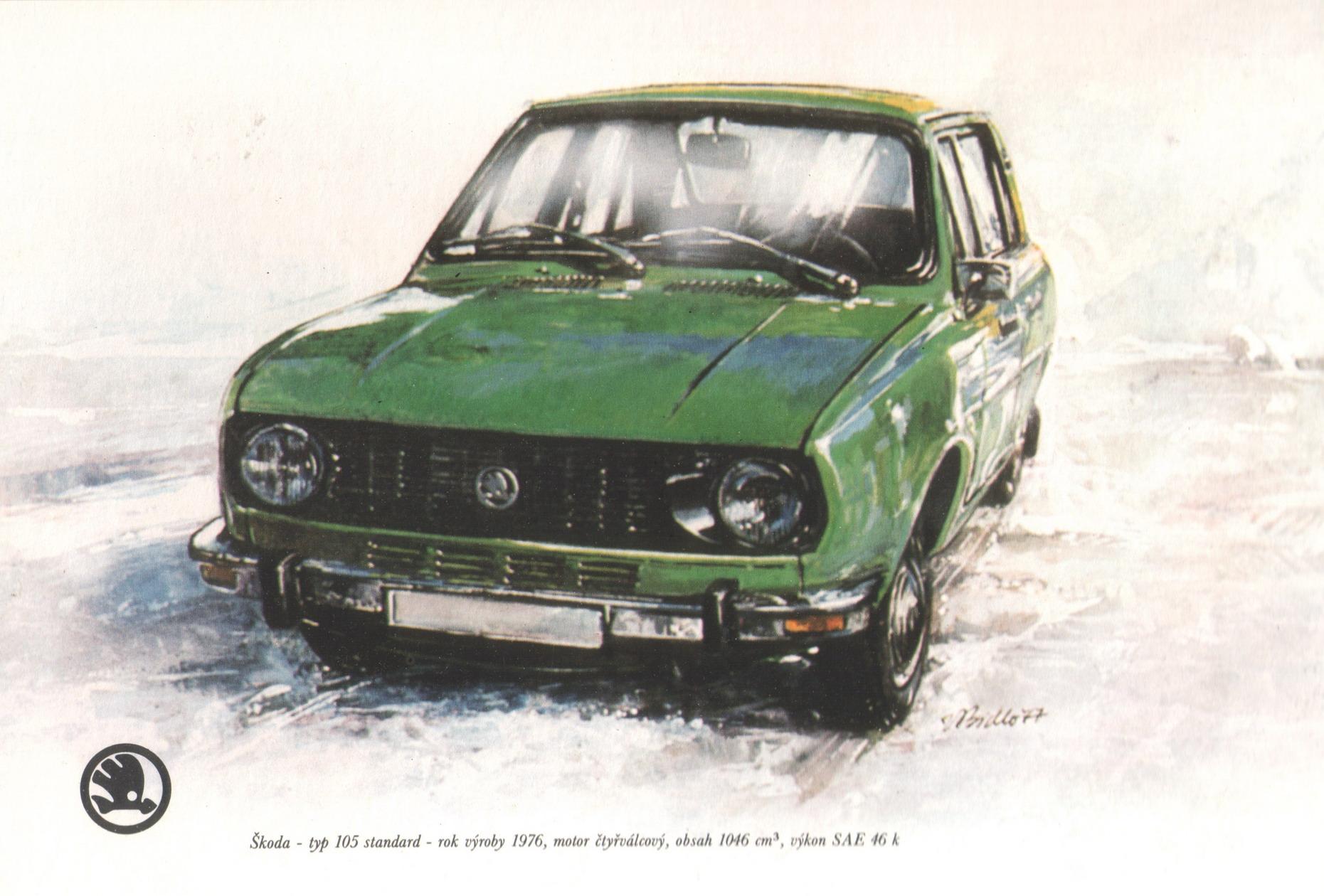 Skoda 105 S Picture 14 Reviews News Specs Buy Car
