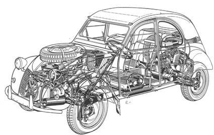 Citroen 2CV Sahara: Photos, Reviews, News, Specs, Buy car