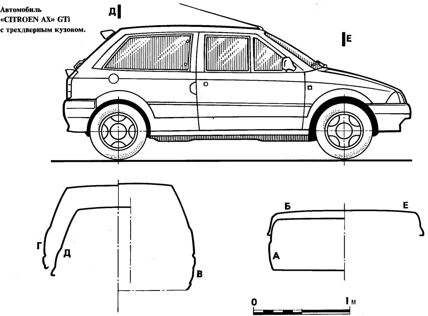 Citroen AX 14 GTi: Photos, Reviews, News, Specs, Buy car