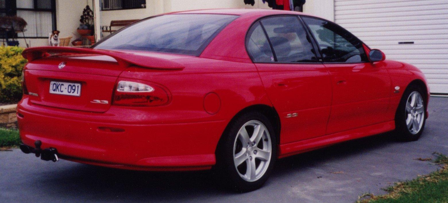 Holden Vx Ss Photos Reviews News Specs Buy Car