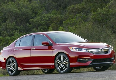 Honda Accord 2016 With New Concept