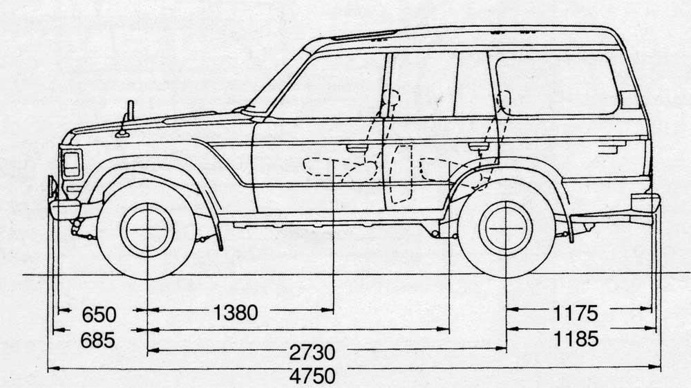 Toyota BJ61v Land Cruiser:picture # 4 , reviews, news