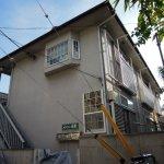 閑静な住宅街~東中野1丁目 アパート