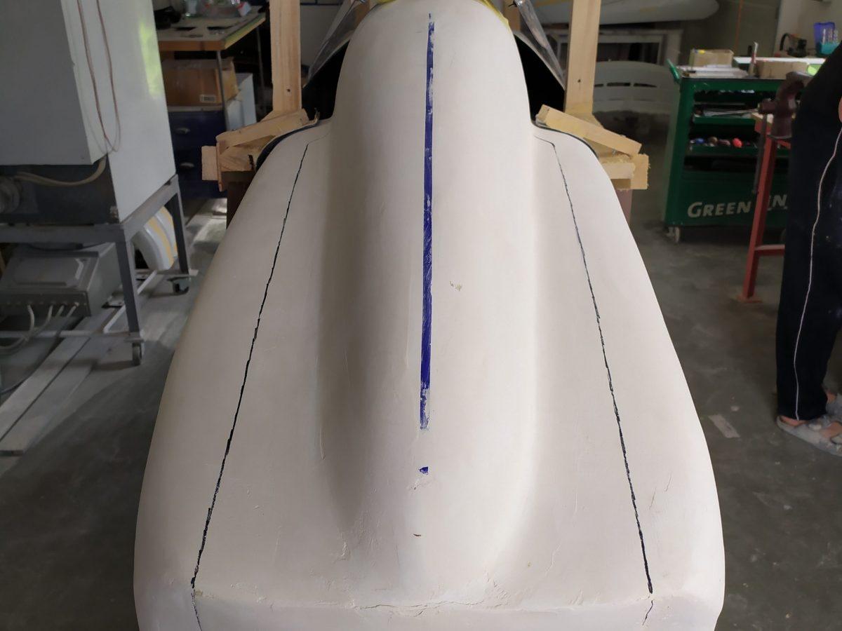 back Aerotilt fairing