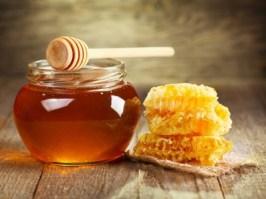honey-facial