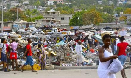 HAITI a voda