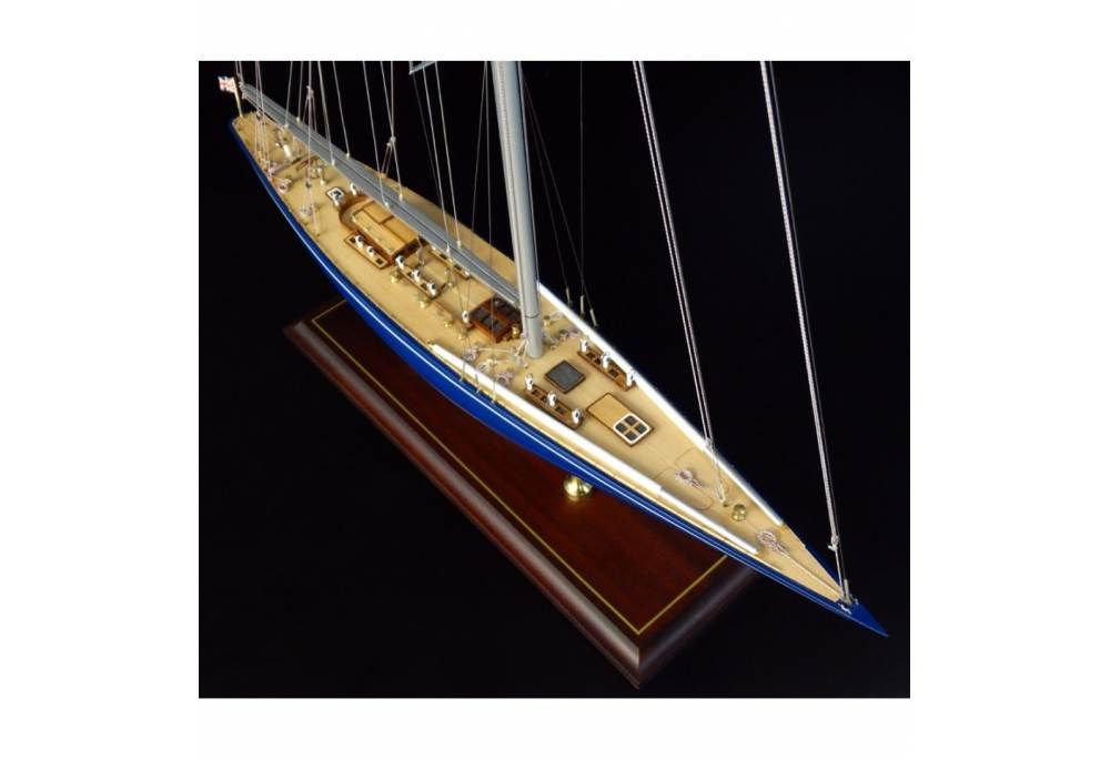 Americas Cup J Class Endeavour I 1934  GoNautical