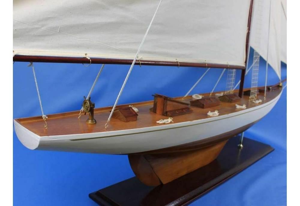Large Columbia Sailboat Model