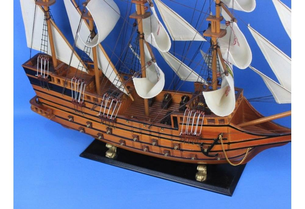 Spanish Galleon Model Tall Ship