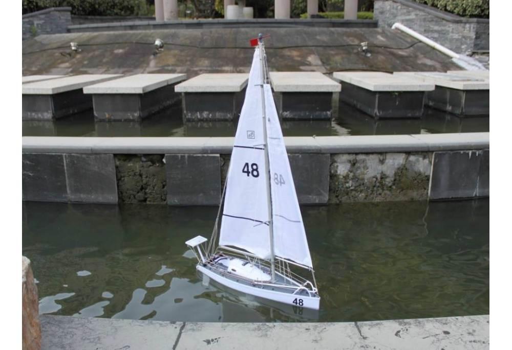 Ready To Run Remote Control Sailboat 47