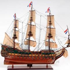 All Weather Garden Chairs Music Production Chair Friesland Wooden Tall Ship Model Historic And Famous Gun