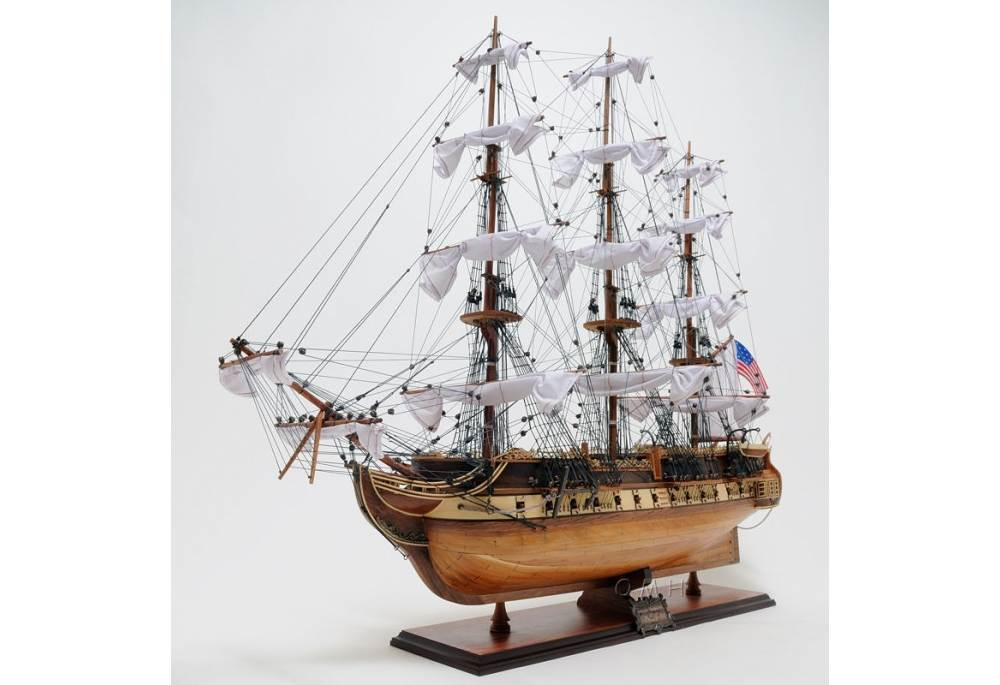 Old Ironsides USS Constitution Model Ship