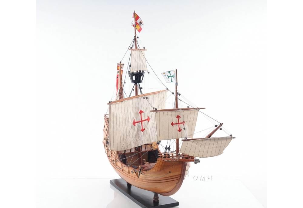 kitchen wall lights moen faucets 1492 santa maria wooden model ship