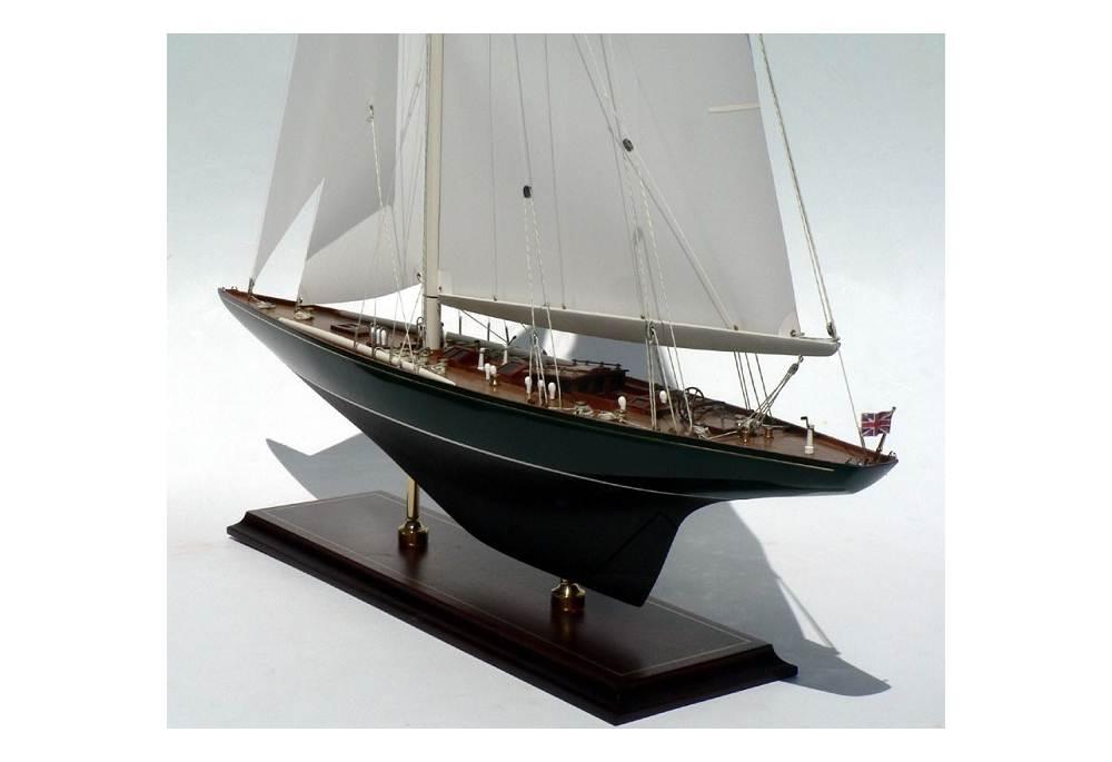 Shamrock V 1930 J Boat Replica Model