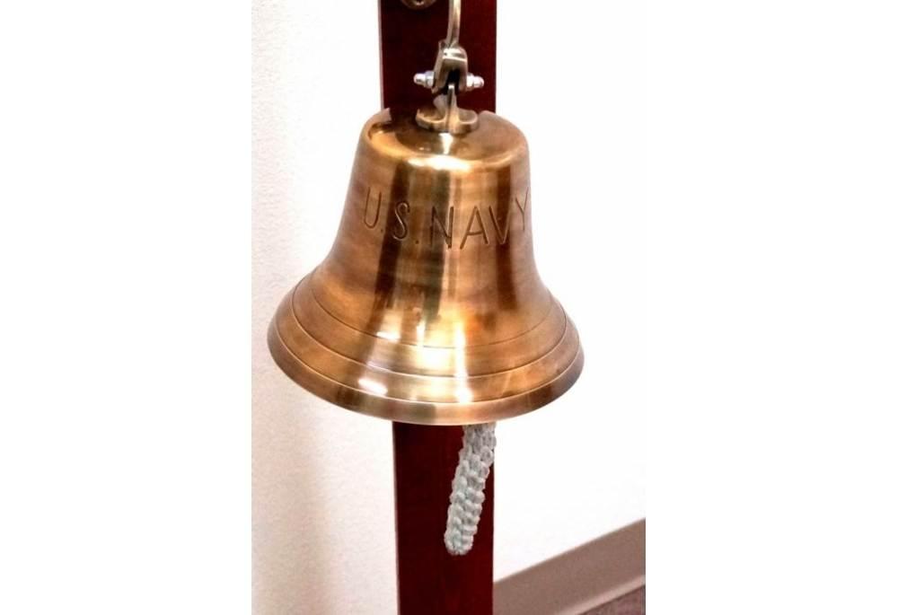 ceiling lights for kitchen moen brantford faucet us navy ship's bell