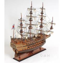 Rugs For Kitchen 30 Sink 1600's Sovereign Of The Seas Scaled Large Tall Model Ship
