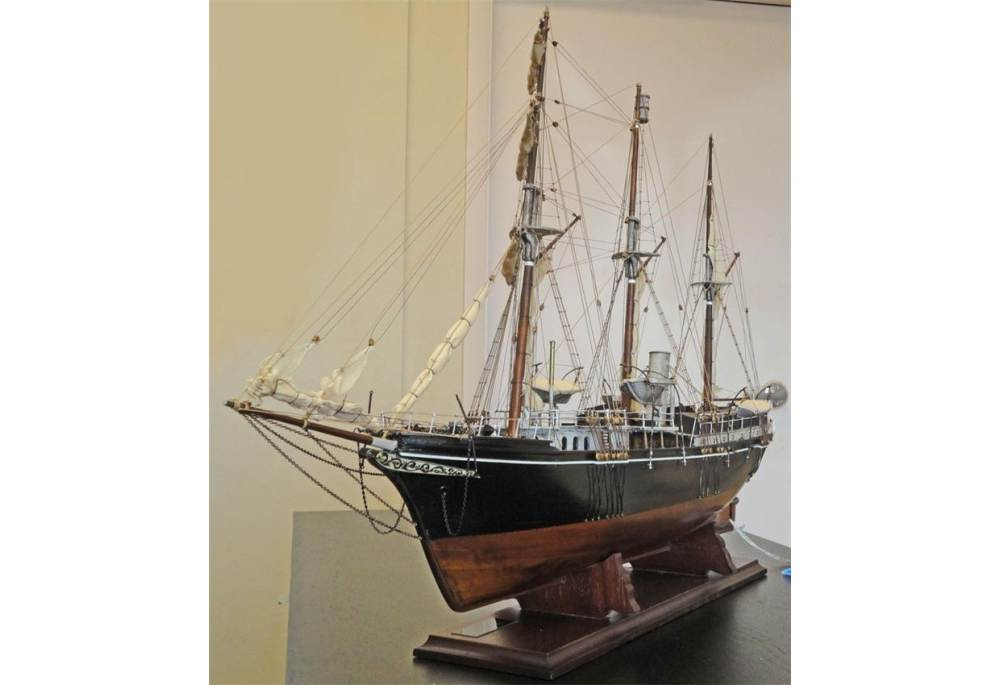 The Endurance 1914 Ernest Shackletons legendary ship
