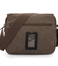Casual Canvas Crossbody Bag Shoulder Messenger Bag