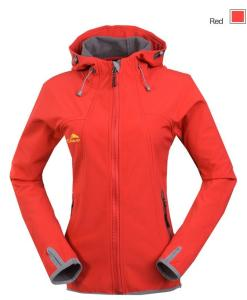 Outdoor Fleece Soft Shell Jacket