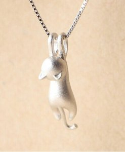 The Magical Kitty Necklace