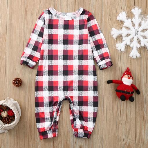 Christmas Family Matching Pyjamas Set