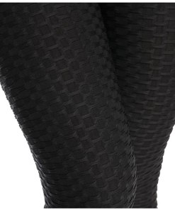Women's High Waist Yoga Pants Tummy Control Slimming Booty Leggings Workout Running Butt Lift Tights