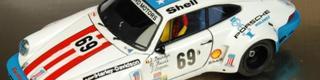 Porsche RSR Harley - Le Mans 1975