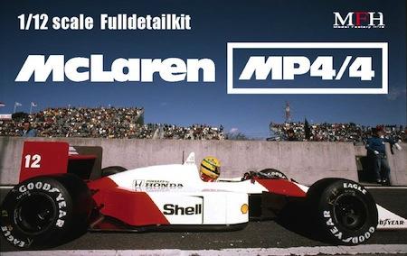 McLaren MP4/4 MFH