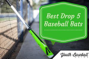Drop 5 Baseball Bats