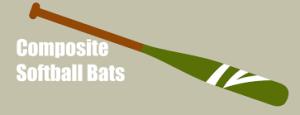 composite softball bats