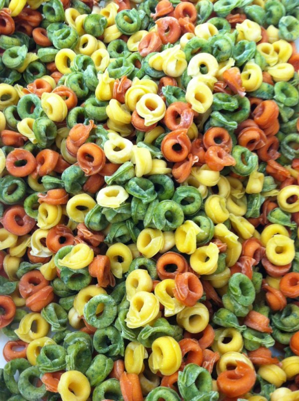 TriColor Cheese Tortellini Gondola Macaroni Products